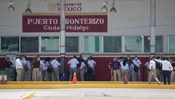 """Fala migrantów z Meksyku. """"Administracja Bidena nieprzygotowana"""""""