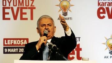 Premier Turcji zapowiada ostre środki odwetowe wobec Holandii