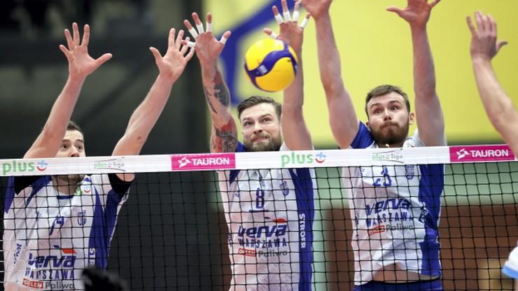 PlusLiga: Asseco Resovia Rzeszów - VERVA Warszawa Orlen Paliwa. Transmisja w Polsacie Sport