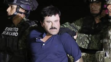 """""""El Chapo"""" uznany winnym. Grozi mu dożywocie"""