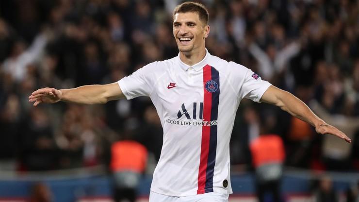 Piłkarz Paris Saint-Germain przechodzi do Borussii Dortmund