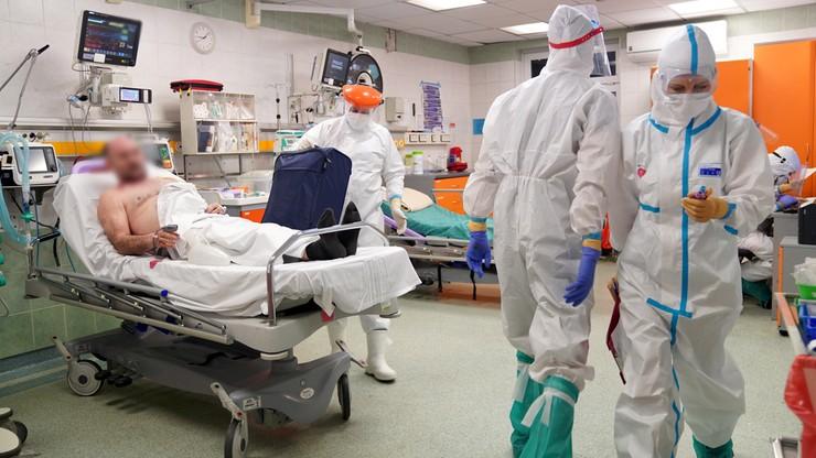Nie żyje ponad 300 osób. Blisko 3 tys. nowych przypadków na Mazowszu