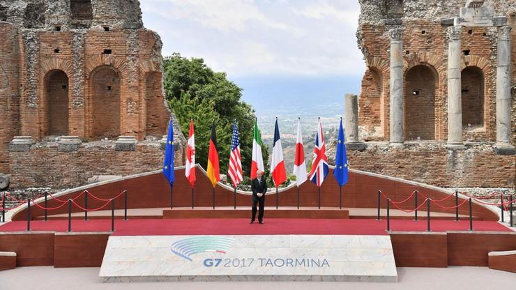 Zainaugurowano szczyt G7. W scenerii starożytnego teatru w Taorminie