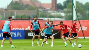 Euro 2020: Wewnętrzny sparing kadry bez goli