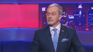 """Kwieciński: nawet dobrze się stało, że """"taśmy Kaczyńskiego"""" ujrzały światło dzienne"""