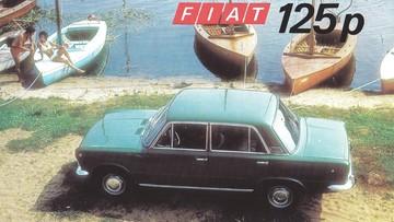 25 lat temu zakończono produkcję Fiata 125p