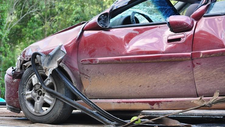 Koszty wypadków drogowych. Resort podał dane