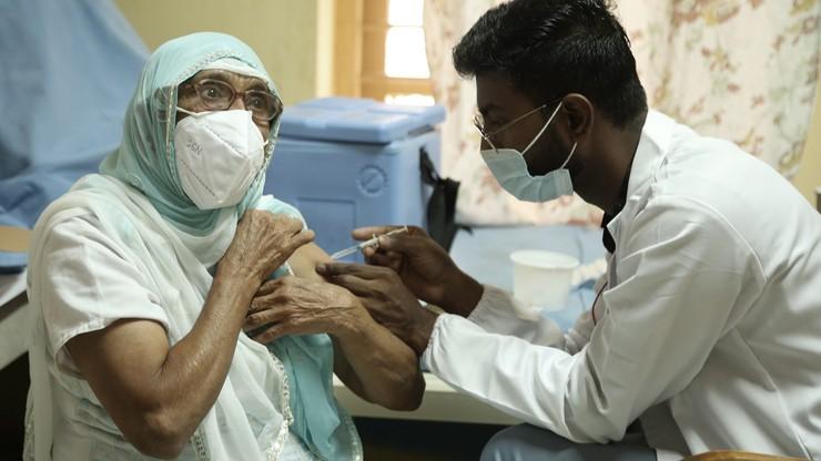 Indie. Pierwsza na świecie szczepionka DNA przeciw COVID-19 została zatwierdzona