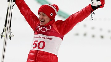 Pjongczang 2018: Stoch mistrzem olimpijskim na dużej skoczni!