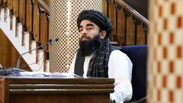 """Talibowie powołali rząd. """"Szefem MSW został przywódca terrorystów"""""""