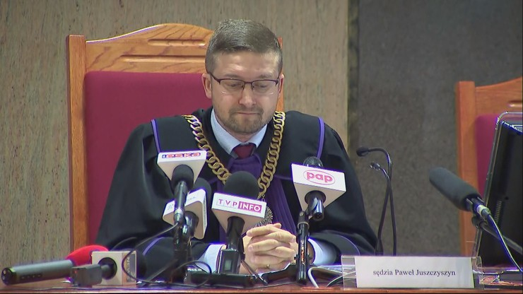 Sędzia Juszczyszyn zawieszony przez Izbę Dyscyplinarną. Obniżono mu wynagrodzenie