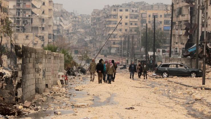 Asad: Wyzwolenie Aleppo nie zakończy się na przejęciu miasta