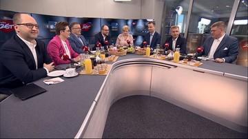 Bielan: premier ma największą władzę w Polsce. Występuje niemal codziennie