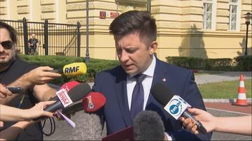 Dworczyk: zmieniono zarządzenie szefa KPRM, rodziny polityków zapłacą za loty rządowymi maszynami