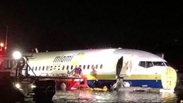 USA: samolot wpadł do rzeki. Na pokładzie ponad 140 osób