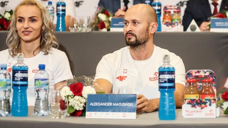 Matusiński: Nie mogę się doczekać zawodów w Chorzowie