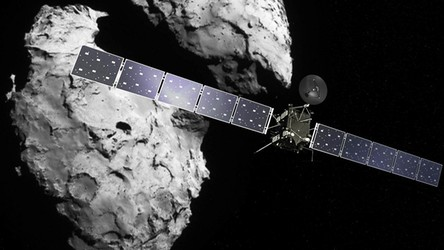 Po Księżycu, Chiny szykują misje na komety. Przywiozą na Ziemię kilogramy skał