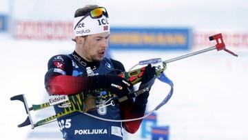 MŚ w biathlonie: Czwarty złoty medal Sturla Holma Laegreida