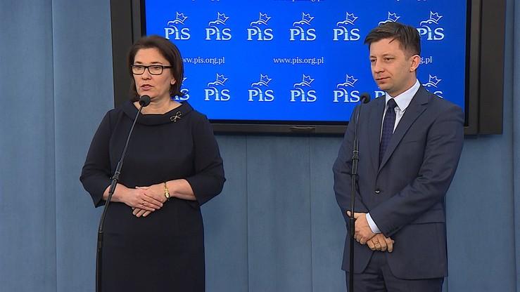 PiS: apelujemy do PO o odcięcie się od słów Lewandowskiego o Aleppo i Warszawie