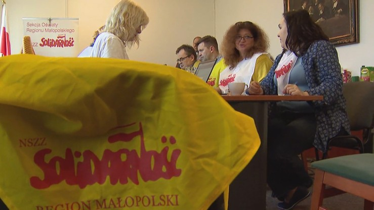 """Nauczyciele z NSZZ """"Solidarność"""" do prezydenta: z zadowoleniem przyjęliśmy pańskie działania"""