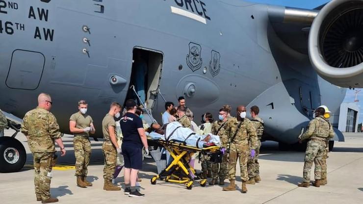 Niemcy. Afganka urodziła dziecko na pokładzie samolotu ewakuacyjnego