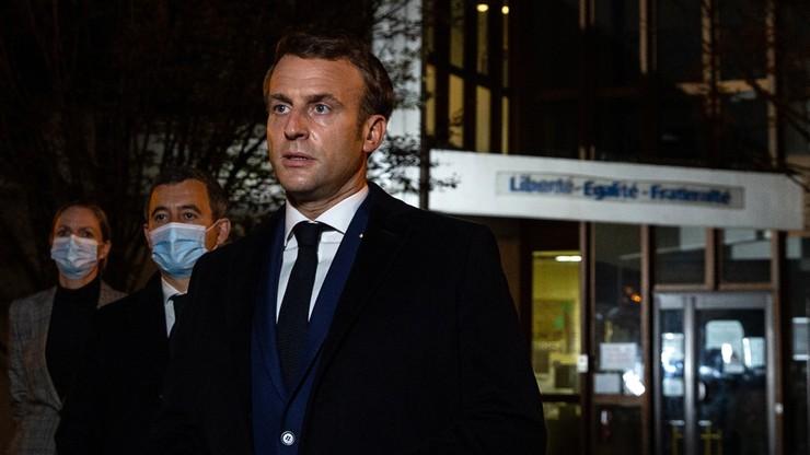 Brutalne zabójstwo nauczyciela. Macron zapowiada wzmocnienie bezpieczeństwa szkół