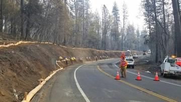 Nowy bilans pożarów w północnej Kalifornii: 88 ofiar śmiertelnych