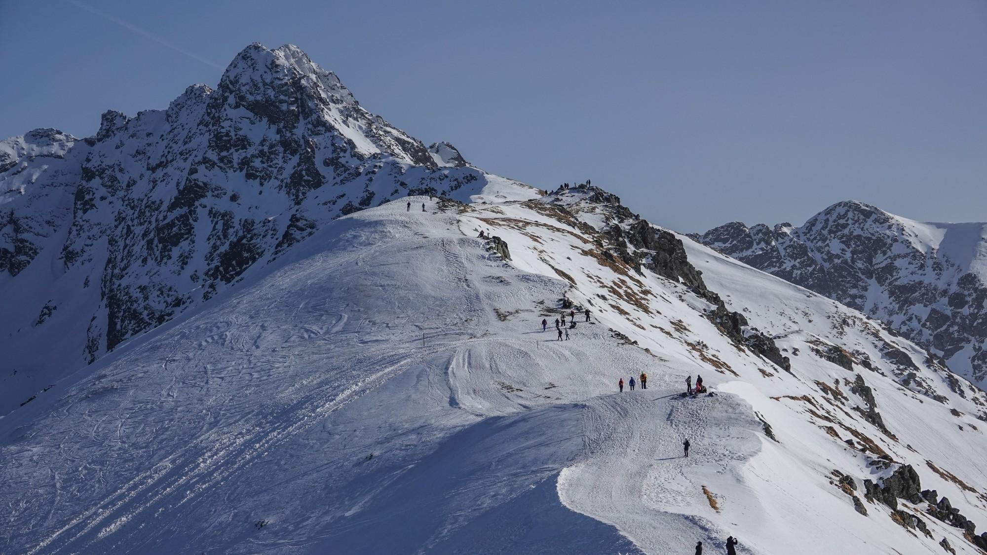 Cztery pory roku w Tatrach - zdjęcie 1