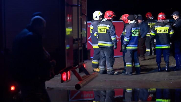 Mężczyzna dokonał samopodpalenia w Opolu. Nie udało się go uratować