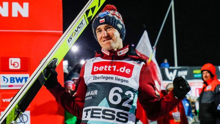 Stoch wygrał w Lillehammer. Prowadzi w Raw Air!