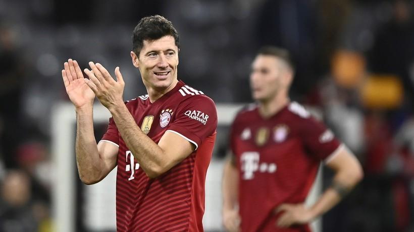 """Bundesliga: Lewandowski piłkarzem kolejki wg """"Kickera"""""""
