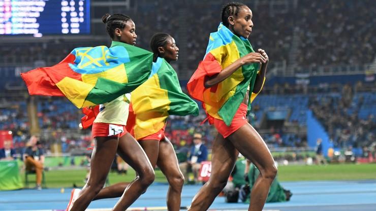 Etiopka poprawiła rekord świata w półmaratonie