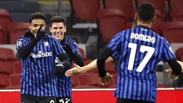 Liga Mistrzów: Atalanta w 1/8 finału, Ajax odpadł z rozgrywek