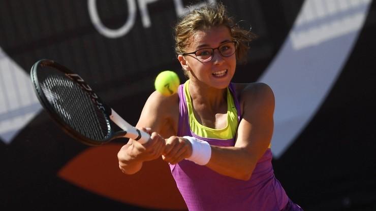 18-letnia polska tenisistka po 12 latach rozstała się z trenerem