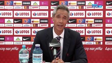 EURO 2020: Paulo Sousa powiedział, dlaczego stawia na Wojciecha Szczęsnego