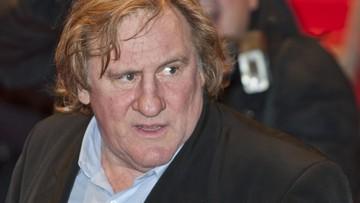"""Gerard Depardieu przenosi się do Algierii. """"To wspaniały kraj"""""""