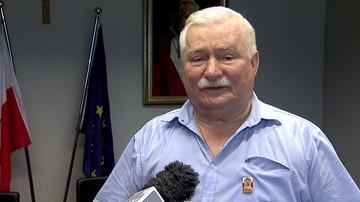 Wałęsa do Kaczyńskiego: pozwał mnie Pan, a boi się Pan stawić w sądzie. Bądź Pan poważny