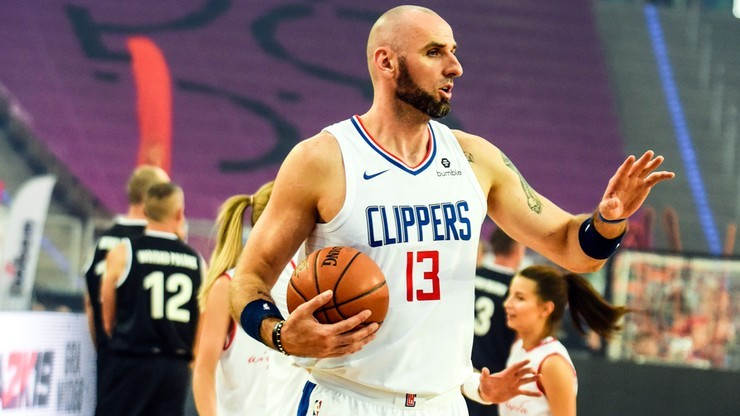 NBA: Cztery minuty Gortata. Clippers pokonali Pistons