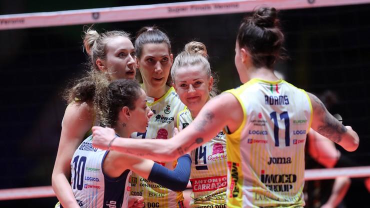 Drużyna Joanny Wołosz wygrała Ligę Mistrzyń! Imoco Volley górą w starciu z VakifBankiem