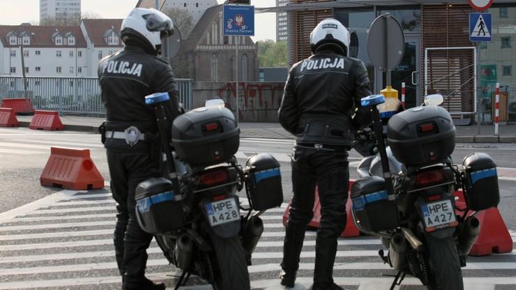 Trzycyfrowa liczba zakażeń koronawirusem wśród polskich policjantów
