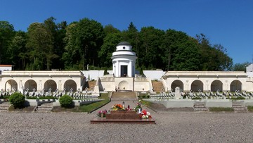 Ukraińcy chcą usunięcia lwów z Cmentarza Orląt we Lwowie. Jest reakcja polskiego MSZ