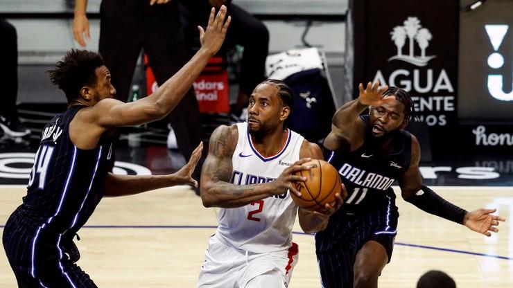 NBA: Porażki zespołów 76ers i Clippers