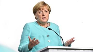 Kanclerz Merkel spodziewa się dalszych rozmów z USA ws. Nord Stream 2