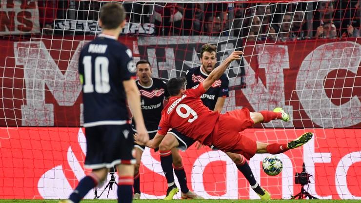 Liga Mistrzów: Lewandowski już prawie w TOP 5 najlepszych strzelców w historii