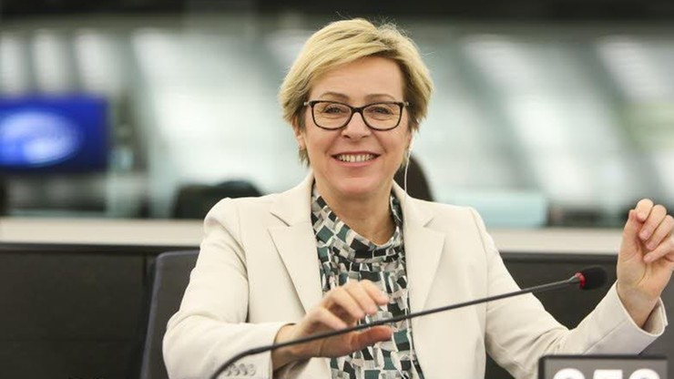 """""""Obraził dziesiątki tysięcy Polaków"""". Wiśniewska domaga się ukarania Verhofstadta"""