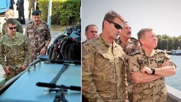 """Tragiczna śmierć żołnierza GROM. Król Jordanii """"obserwował ćwiczenia polskich sił specjalnych"""""""