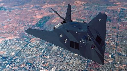 Wycofane ze służby bombowce F-117 stały się autonomiczne i realizują tajne misje