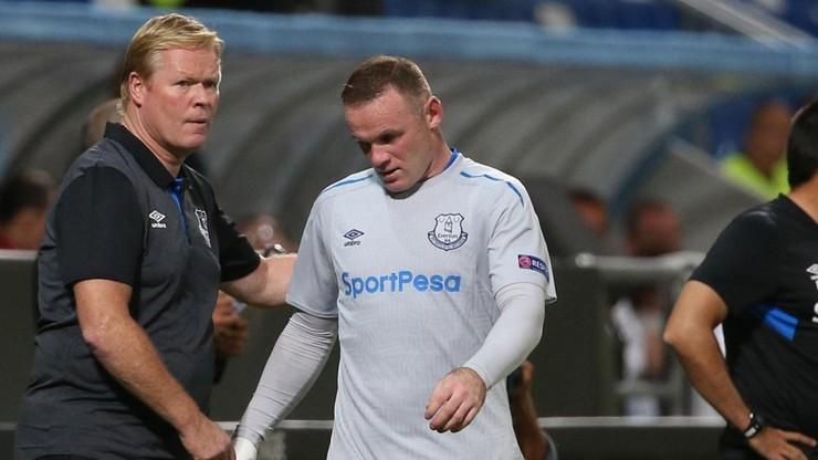 Wayne Rooney usłyszał wyrok za jazdę pod wpływem alkoholu