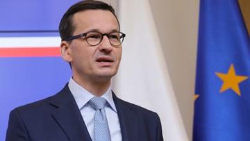 Morawiecki: decyzje podjęte na szczycie UE odpowiadają interesowi Polski