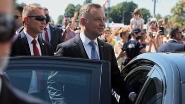 """Podwyżki w Kancelarii Prezydenta? """"Wprowadza je Andrzej Duda"""""""